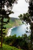 Долина Waipio Стоковое Изображение