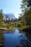 долина yosemite Стоковые Фото
