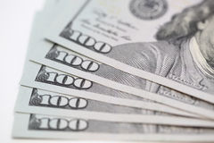 Долларовые банкноты Стоковые Фотографии RF