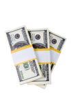 доллары вороха Стоковая Фотография RF