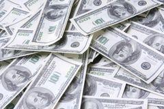 доллары вороха Стоковое Изображение RF