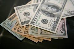 доллары дег Стоковые Фотографии RF