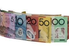 доллары дег Стоковые Фото