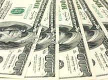 доллары диамантов Стоковое Изображение RF