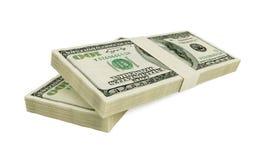 доллары доллара Стоковое Изображение RF