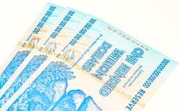 доллары Зимбабве Стоковые Изображения