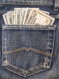 доллары карманн Стоковые Фото