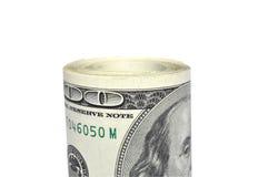 доллары крена Стоковые Изображения