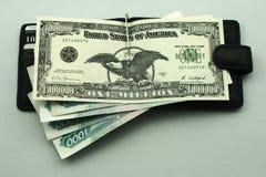 доллары миллион одних Стоковое Изображение RF