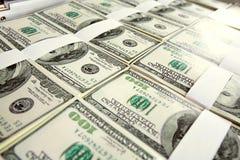 доллары миллион Стоковое Изображение RF