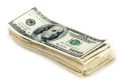 доллары много Стоковые Изображения