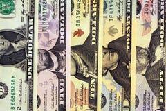доллары наличных дег мы Стоковые Изображения