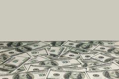 Доллары предпосылки денег финансы яичка диетпитания принципиальной схемы предпосылки золотистые Стоковая Фотография RF