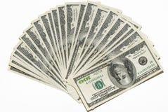 доллары предпосылки мы Стоковое Изображение RF