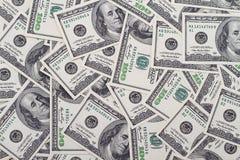 доллары предпосылки Стоковые Изображения RF