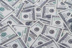 доллары предпосылки Стоковая Фотография