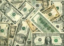 доллары предпосылки Стоковое Изображение RF