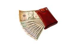 доллары США Стоковые Фотографии RF