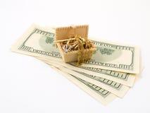 доллары ювелирных изделий Стоковые Фото