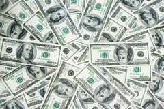 доллары 100 одних Стоковые Фотографии RF