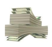 Доллары иллюстрация штока