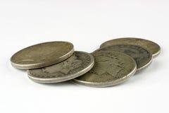 доллары 5 Стоковое Изображение RF