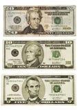 доллары Стоковое Изображение