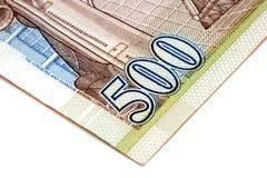 доллары Hong Kong Стоковое Изображение