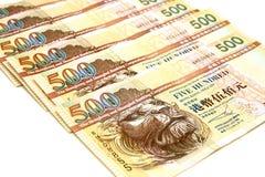 доллары Hong Kong Стоковая Фотография