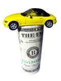 доллар автомобиля Стоковые Фото