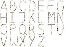 доллар алфавита Стоковая Фотография RF