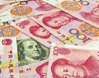 доллар беспокоит нас Стоковое Фото