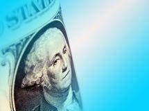 доллар замечает нас Стоковое фото RF