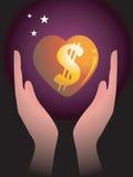Доллар и руки
