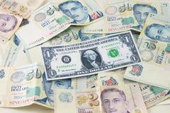 доллар кредитки Стоковое Фото