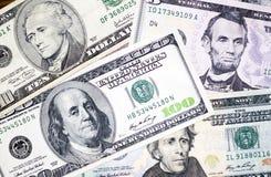 доллар кредиток Стоковое фото RF