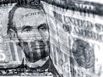 доллар мы Стоковая Фотография RF