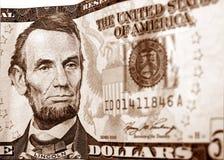 доллар мы Стоковая Фотография