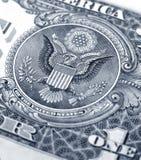 доллар мы Стоковое Изображение RF