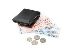 Доллар нового Тайвани получает наличными Стоковые Фотографии RF