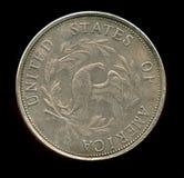 доллар одно Стоковые Изображения RF