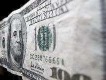 доллар счета Стоковое Изображение RF