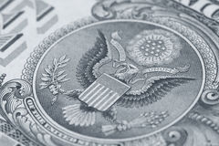 доллар счета Стоковое фото RF
