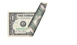 доллар счета Стоковое Изображение