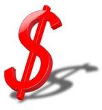 доллар Иллюстрация вектора