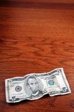 доллар 5 кредиток Стоковые Фотографии RF