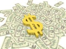 доллар бесплатная иллюстрация