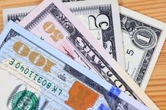 Доллар Стоковые Фотографии RF