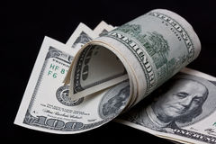 доллар s u Стоковое Изображение