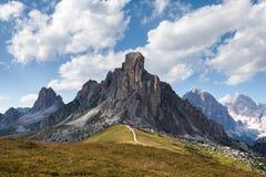 Доломиты - Италия Стоковые Изображения RF